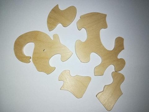 Puzzle- Słoń