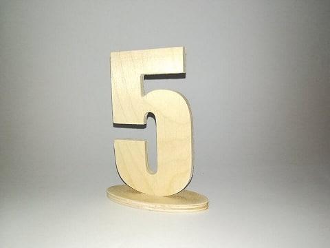 Numery na stoliki
