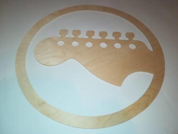 obręcz gitara