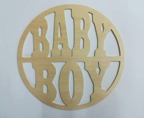 Obręcz BABYBOY