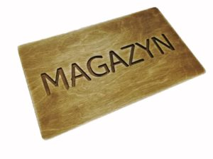 Tabliczka Magazyn