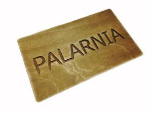 Tabliczka Palarnia