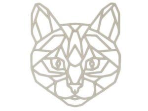 geometryczny kot